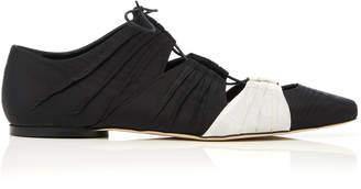 Rosie Assoulin Ballet Low Top Flat