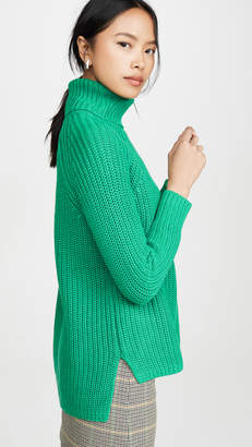 525 America Shaker Turtleneck