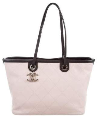 Chanel Shopping Fever Tote