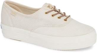 Keds R) Triple Decker Dalmatian Sneaker