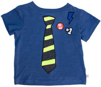 Rosie Pope Baby Rosie Pope Applique Tie T-Shirt
