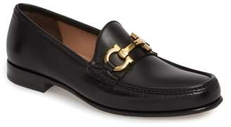 Salvatore Ferragamo Bond Bitted Moc Loafer