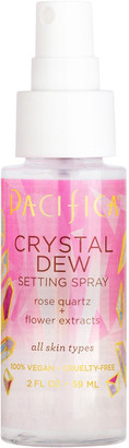 Pacifica Crystal Dew Makeup Setting Spray