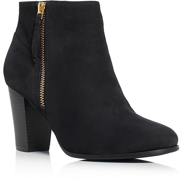 Cole Haan  Cole Haan Davenport Zip Up Booties