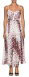 Laura Garcia Collection Women's Georgiana Floral Silk Tank Dress