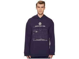 Puma x Fenty by Rihanna Long Sleeve Graphic Hoodie Men's Sweatshirt