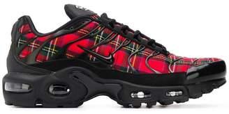 Nike Plus tartan sneakers