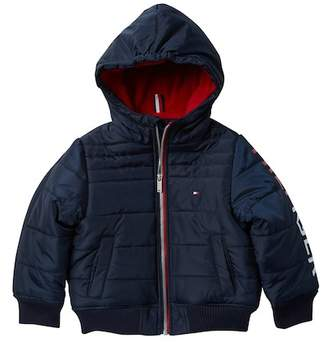 Tommy Hilfiger Rory Puffer Jacket (Little Boys)