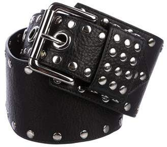 Temperley London Stud Wide Belt