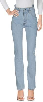 Vetements x LEVI'S Jeans