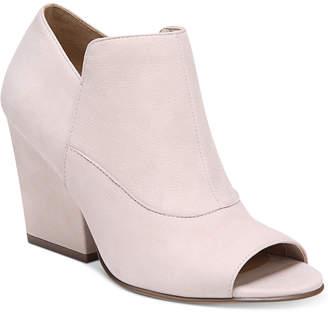 Naturalizer Skylar Peep-Toe Booties Women's Shoes