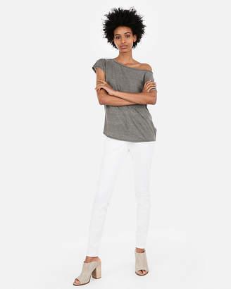 e53a03917 Off The One Shoulder Shirt - ShopStyle
