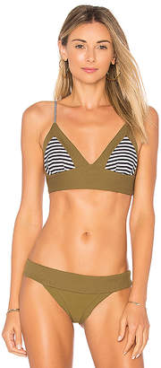 Boys + Arrows Dana the Delinquent Bikini Top