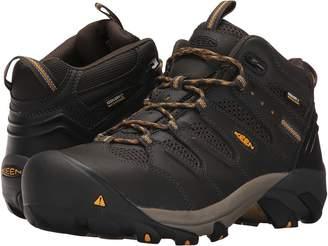 Keen Lansing Mid Waterproof Men's Work Boots
