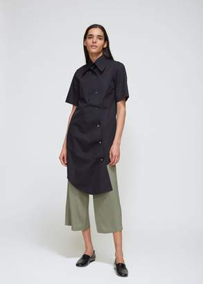 Ji Oh Bubble Shirt Dress
