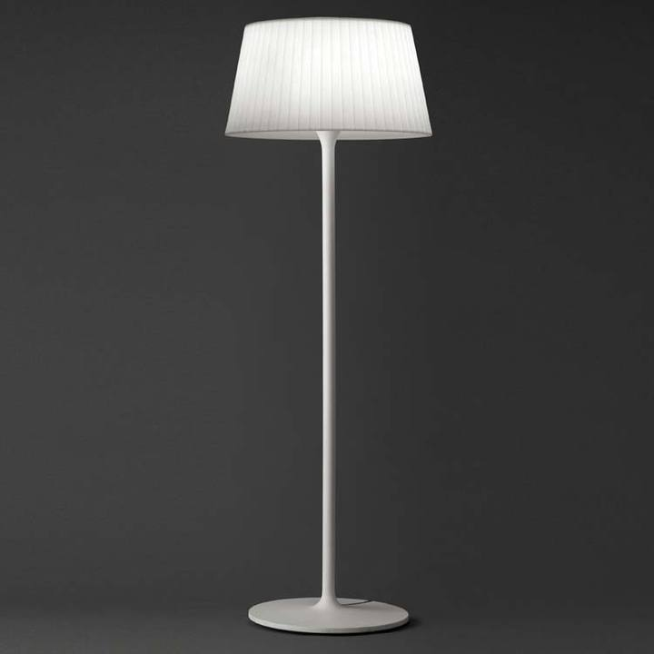 Vibia Plis Outdoor Floor Lamp