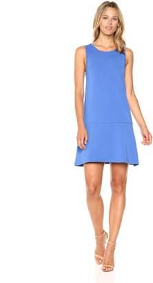 Jack by BB Dakota Women's Sears Ponte Drop-Waist Dress