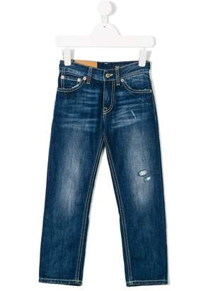 Dondup Kids straight leg jeans