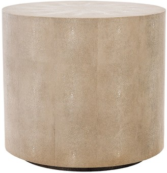 Safavieh Couture Round Textured End Table