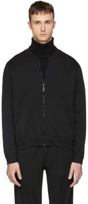 Brioni Black Track Jacket