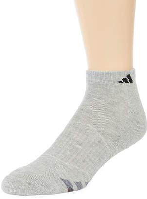 adidas 3-pk. Athletic Cushioned Low-Cut Socks