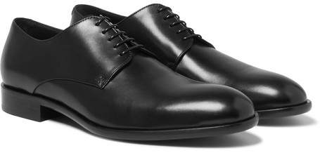 HUGO BOSS Bristol Leather Derby Shoes