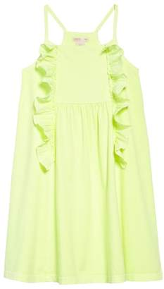J.Crew crewcuts by Neon Ruffle Dress