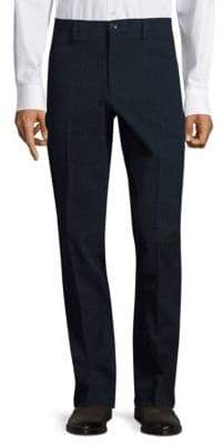 Michael Kors Slim Seersucker Pants