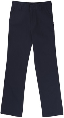 Boys 4-20 & Husky French Toast School Uniform Relaxed-Fit Adjustable-Waist Twill Pants