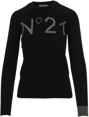 N°21 N.21 N21 Knit Logo