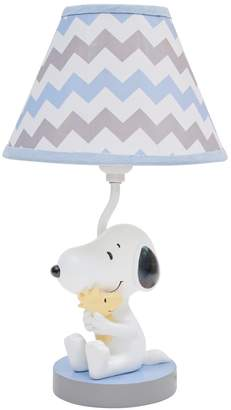 Lambs & Ivy Peanuts My Little Snoopy Table Lamp