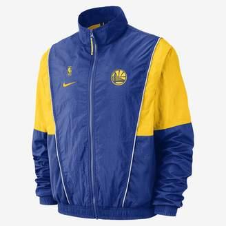 Nike Golden State Warriors Men's NBA Tracksuit Jacket