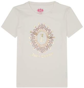 Juicy Couture Stralight Cameo Short Sleeve T-Shirt