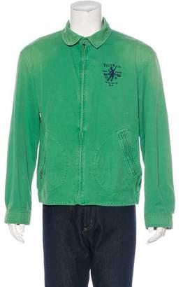 Polo Ralph Lauren Woven Lightweight Jacket