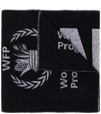 Balenciaga World Food Programme scarf