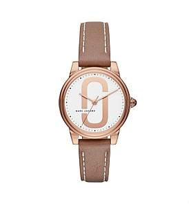 Marc by Marc Jacobs Corie Brown Watch