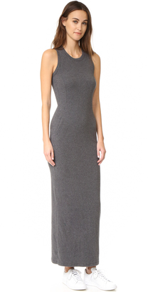 James Perse Sleeveless Pocket Maxi Dress $225 thestylecure.com