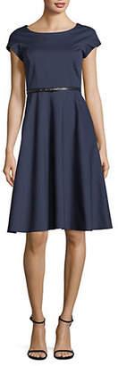Max Mara Beirut Belted Dress