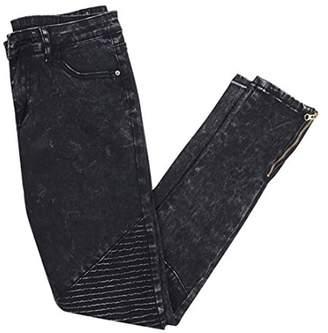 Zekky Women Pencil Stretch Casual Denim Skinny Jeans Pants High Waist Trousers (XL, )