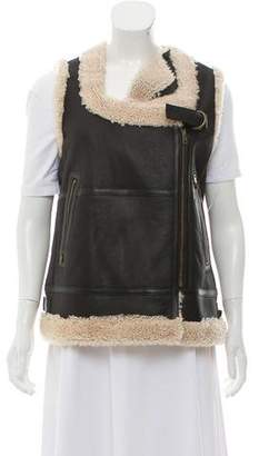 Chloé 2016 Leather Vest