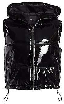 Theory Women's Shrunken Puffer Vest