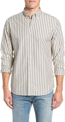 Selected Carl Regular Fit Stripe Sport Shirt