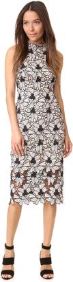 Shoshanna Mirian Lace Dress $418 thestylecure.com