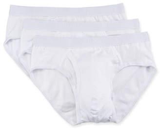 Neiman Marcus Men's 3-Pack Cotton Stretch Briefs