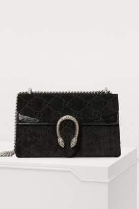 Gucci Dionysus GG velvet MM crossbody bag