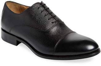 Gordon Rush Italy Cap-Toe Leather Oxford
