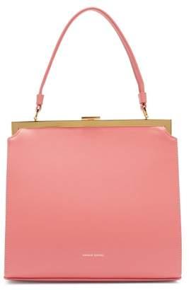 Mansur Gavriel Elegant Leather Bag - Womens - Pink