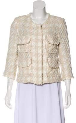 Smythe Tweed Zip-Up Jacket