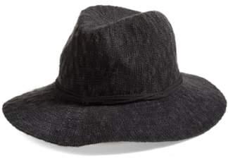 Treasure & Bond Slub Knit Panama Hat