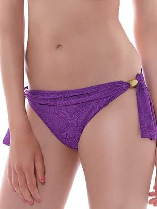 Fantasie Lombok Tie-Side Bikini Swim Bottom, L